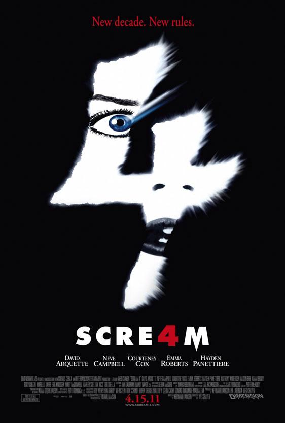 Scream 4 Poster #2