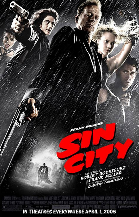 Sin City Poster #1