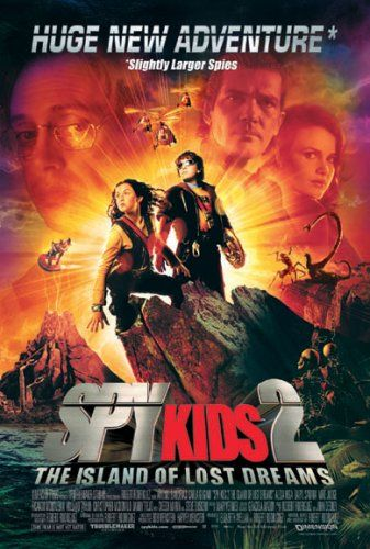 Spy Kids 2: Island of Lost Dreams Poster #1