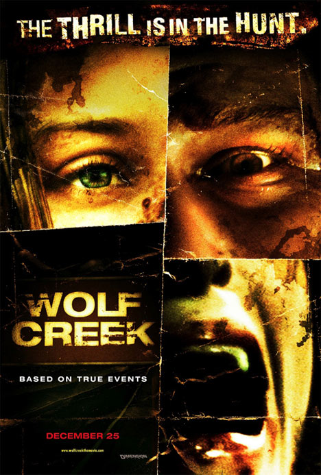 Wolf Creek Poster #1