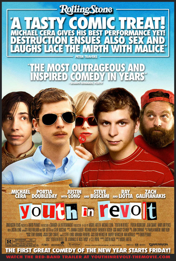 Youth in Revolt Poster #5