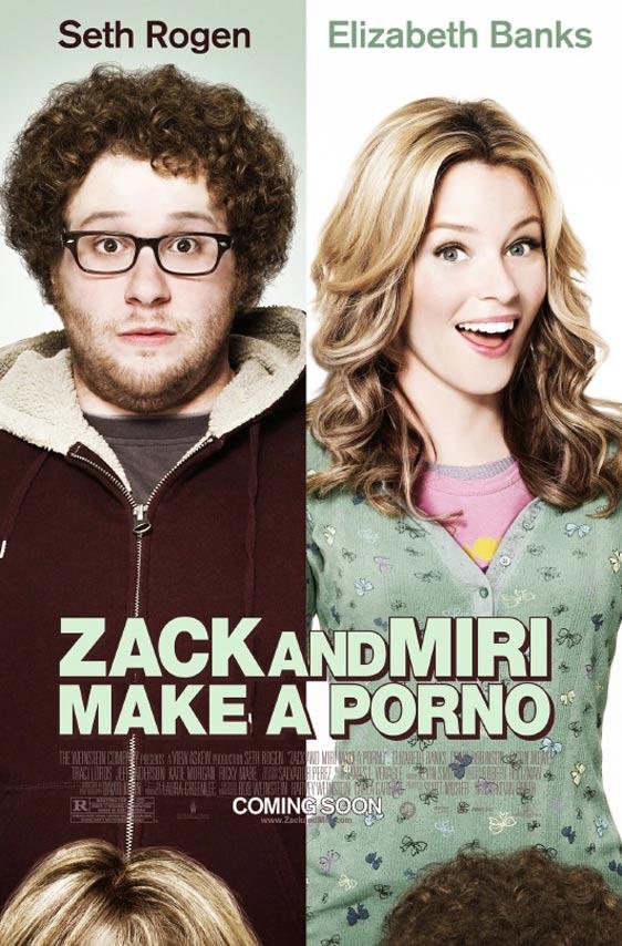 Zack and Miri Make a Porno Poster #1