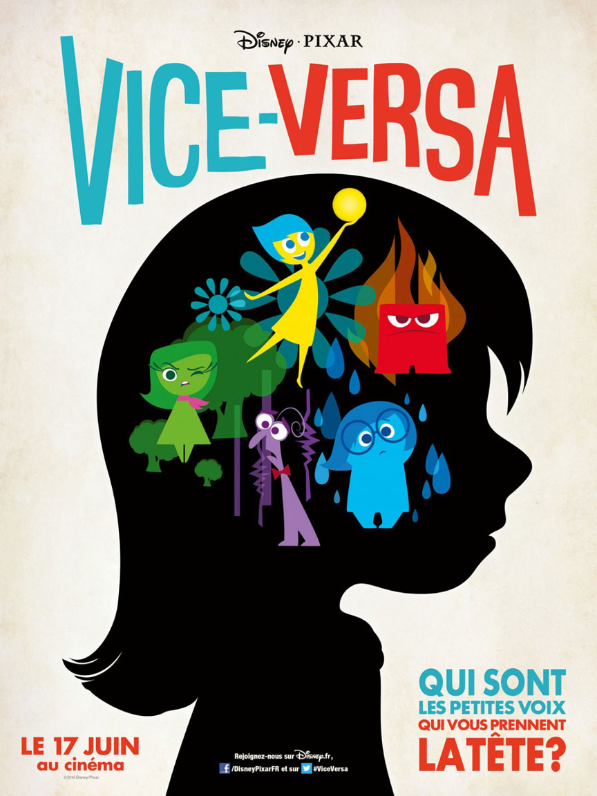 Inside Out Poster #10