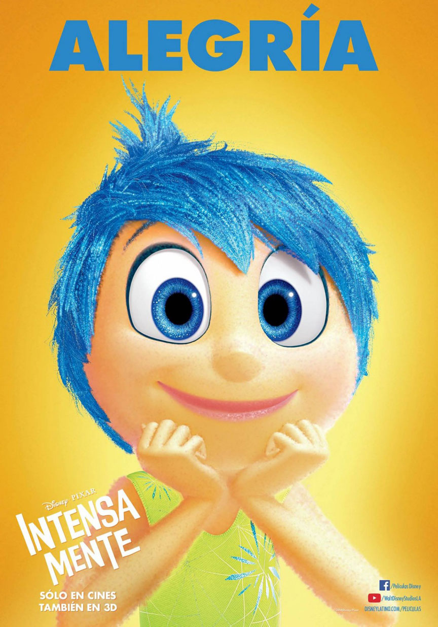 Inside Out Poster #11