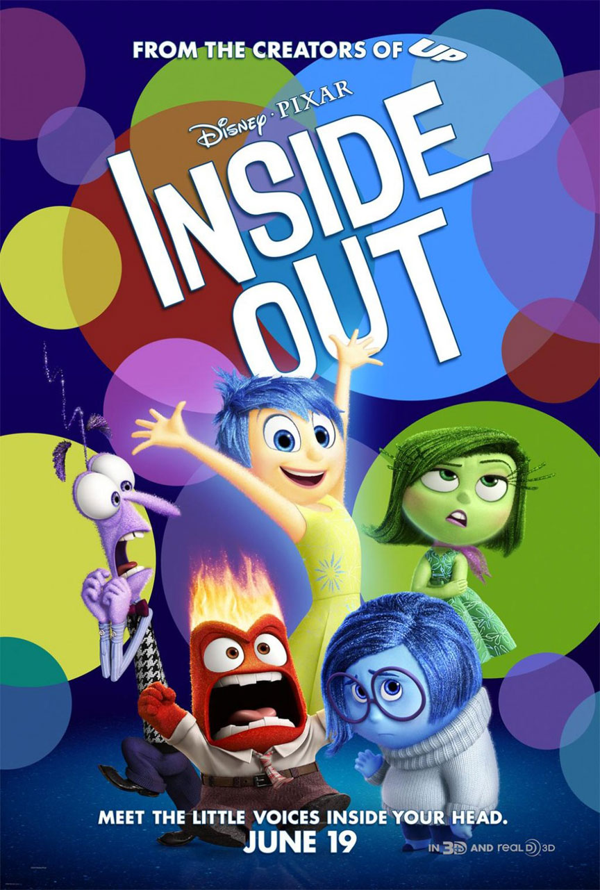 Inside Out Poster #13