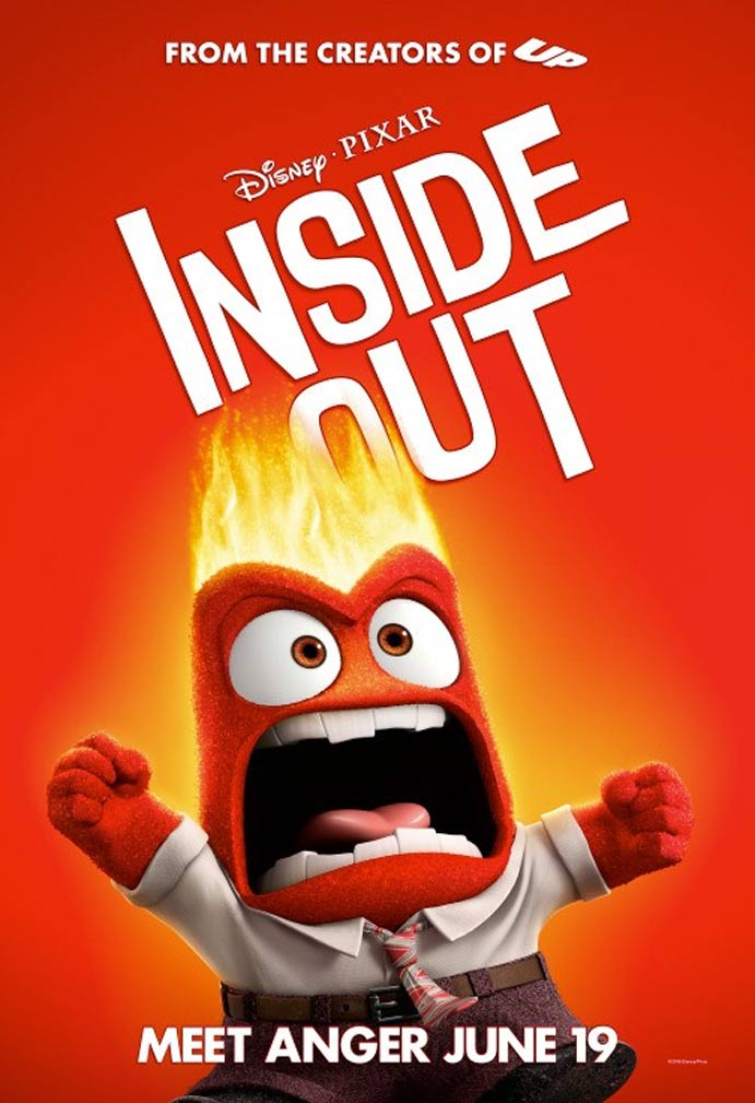 Inside Out Poster #14