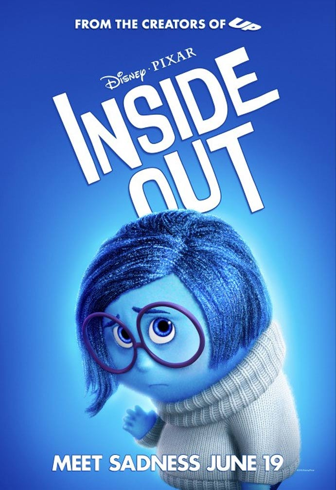 Inside Out Poster #15