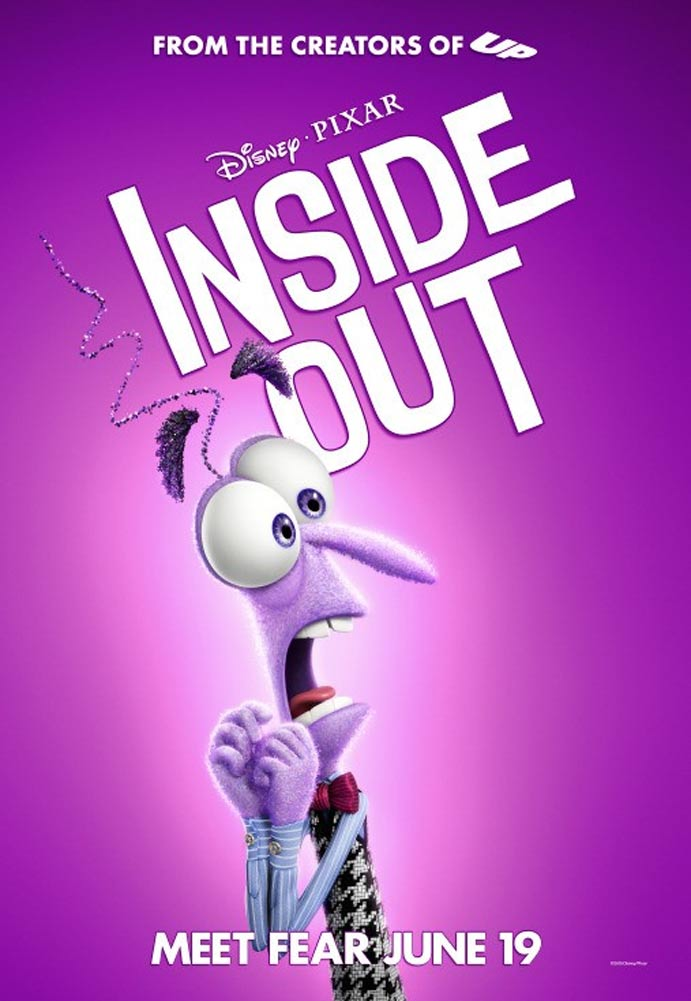 Inside Out Poster #16