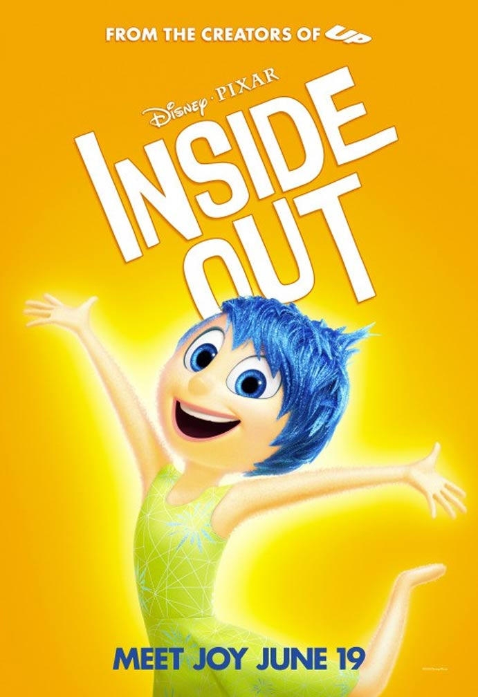 Inside Out Poster #17