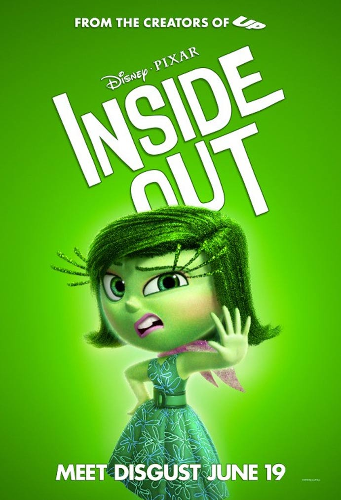 Inside Out Poster #18