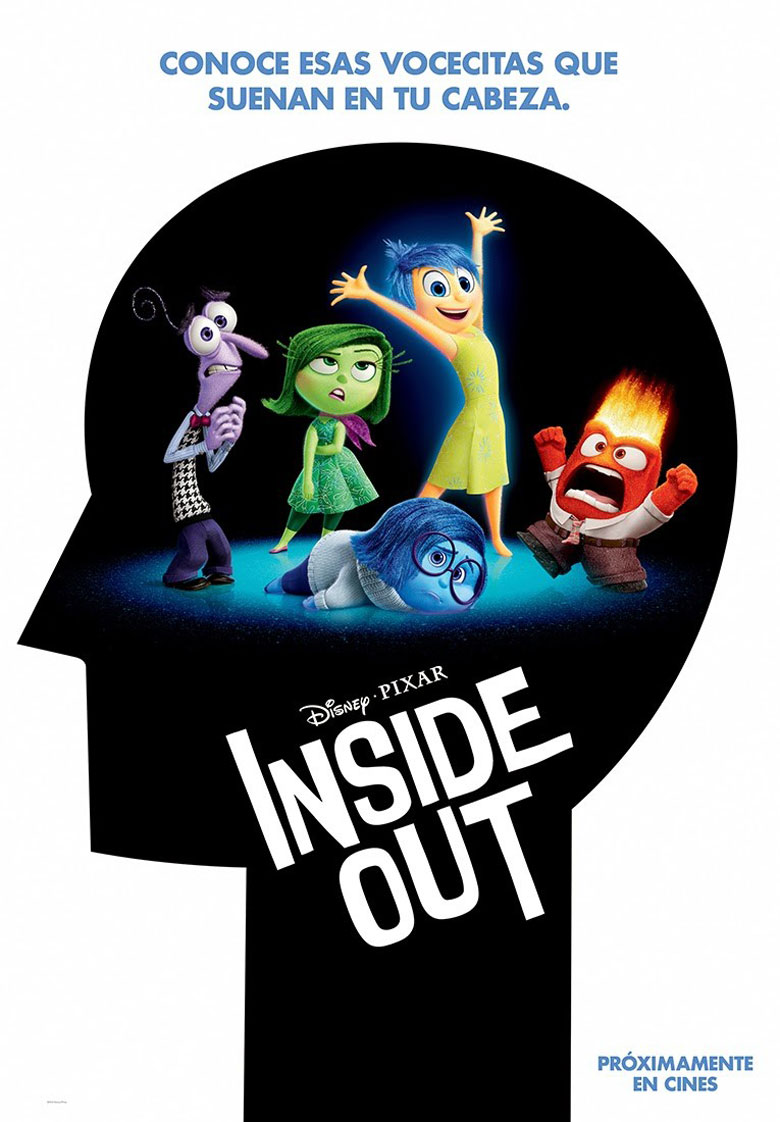 Inside Out Poster #2