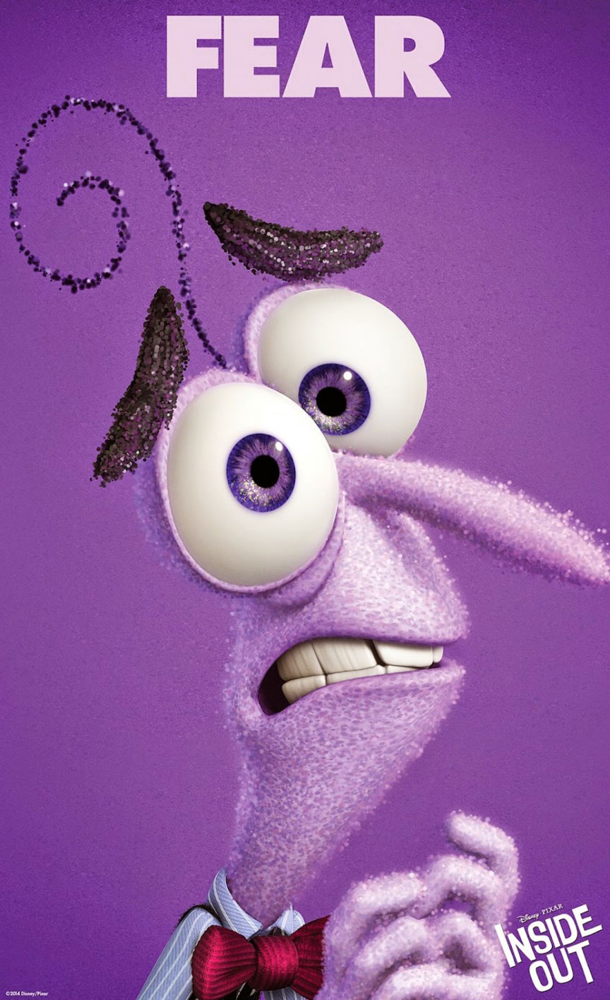 Inside Out Poster #6