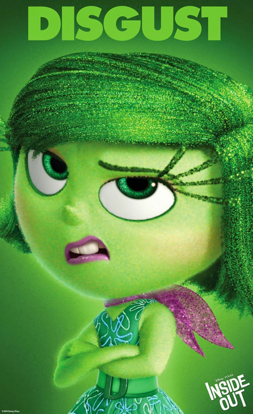 Inside Out Poster #8