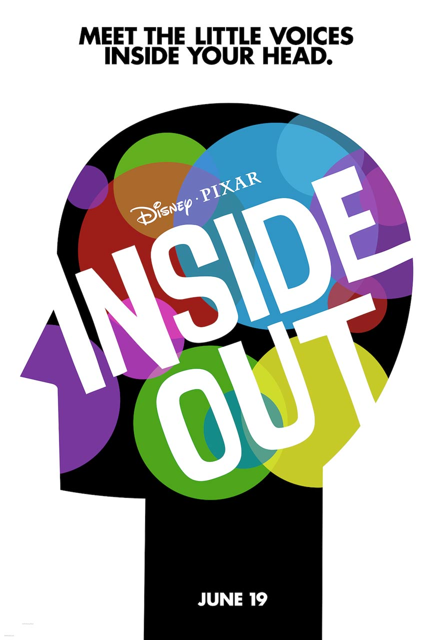 Inside Out Poster #1