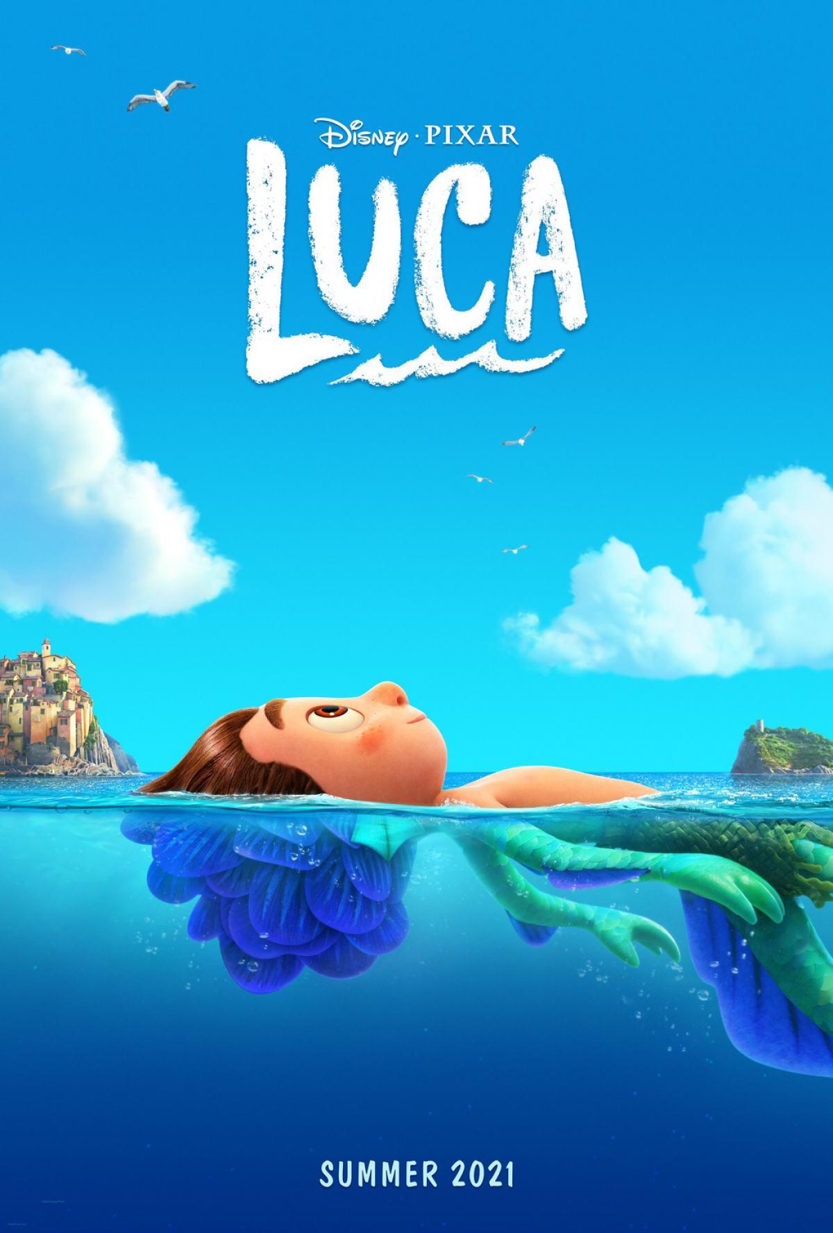 Luca Poster #1