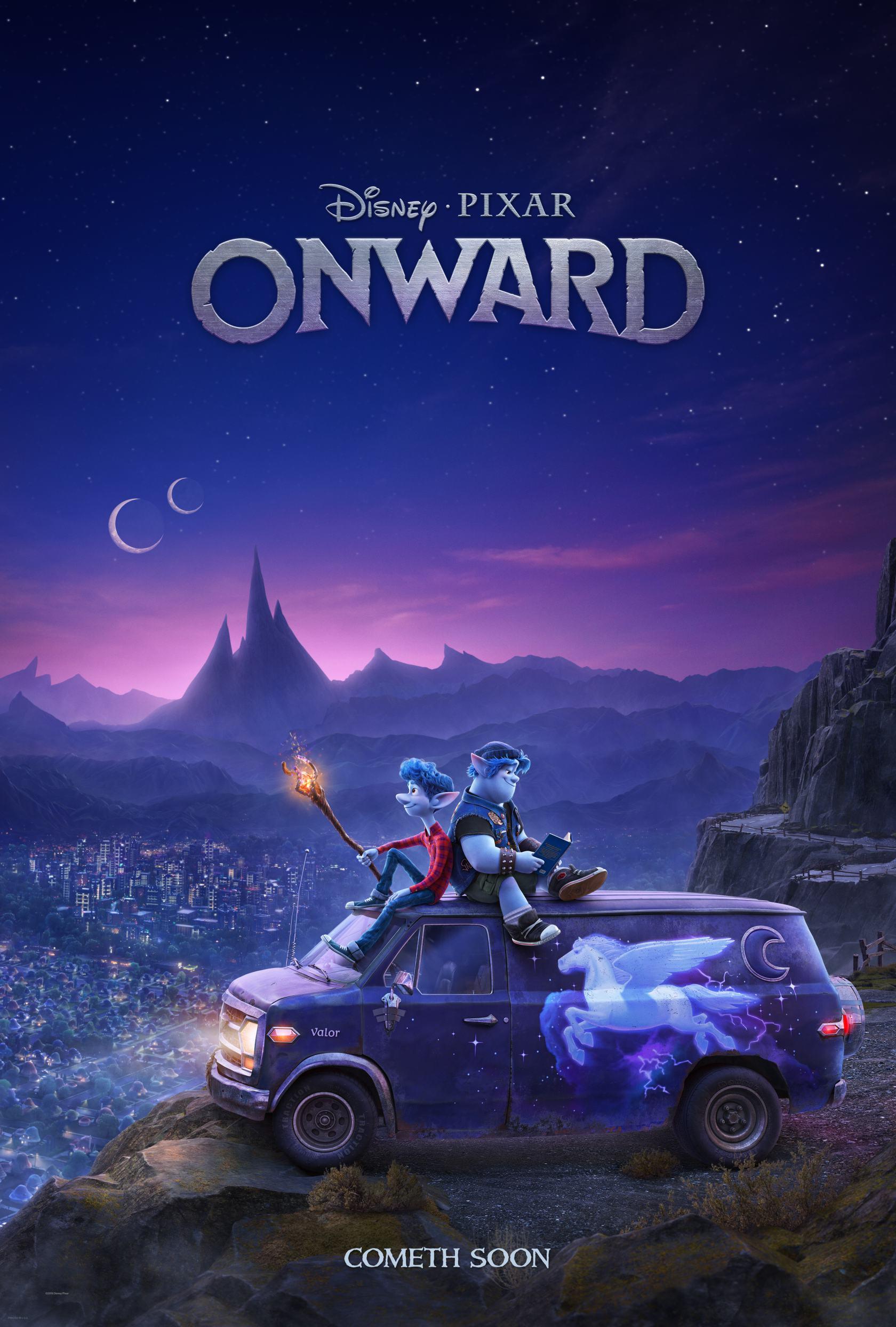 Onward Poster #1