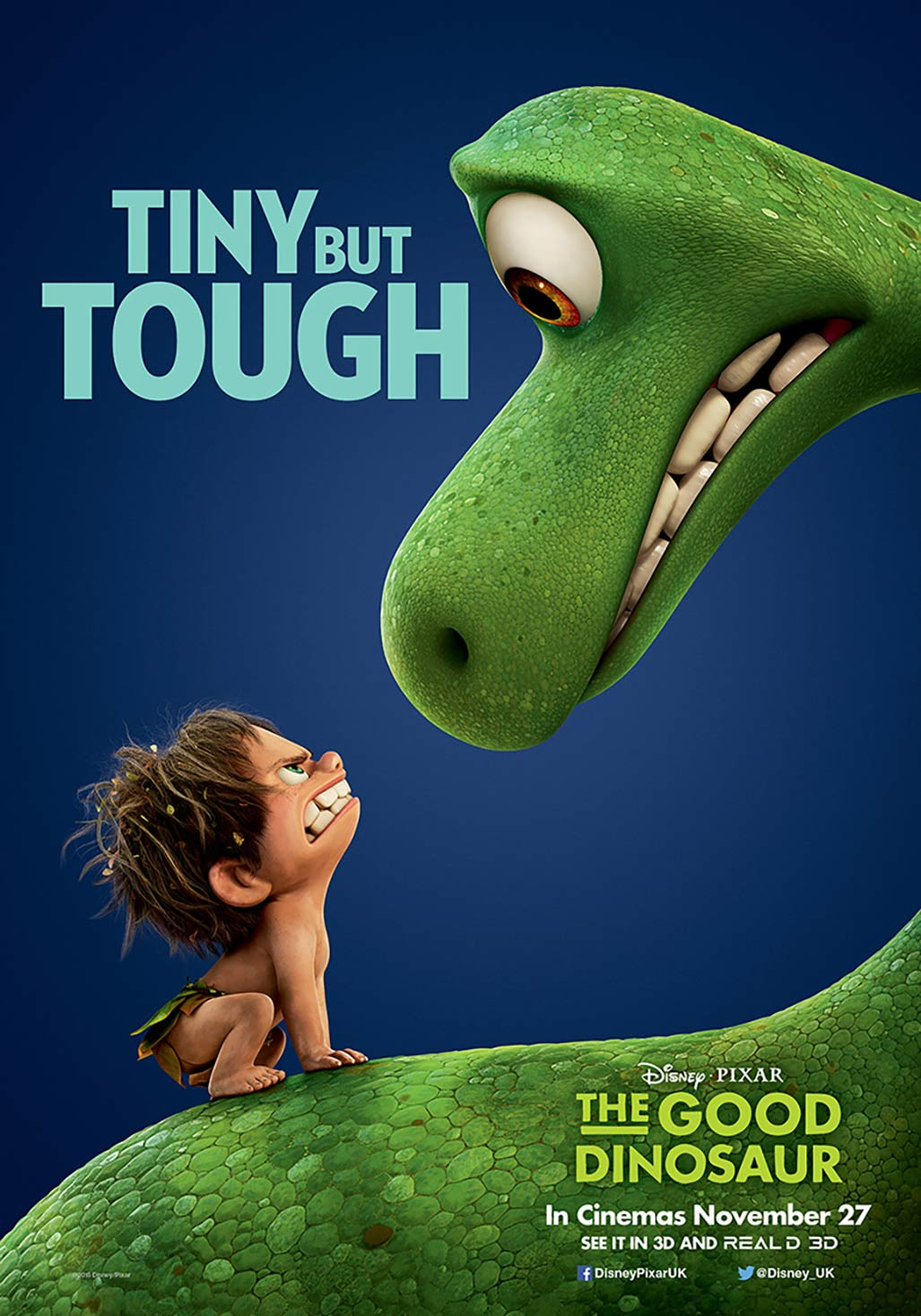 The Good Dinosaur Poster #5