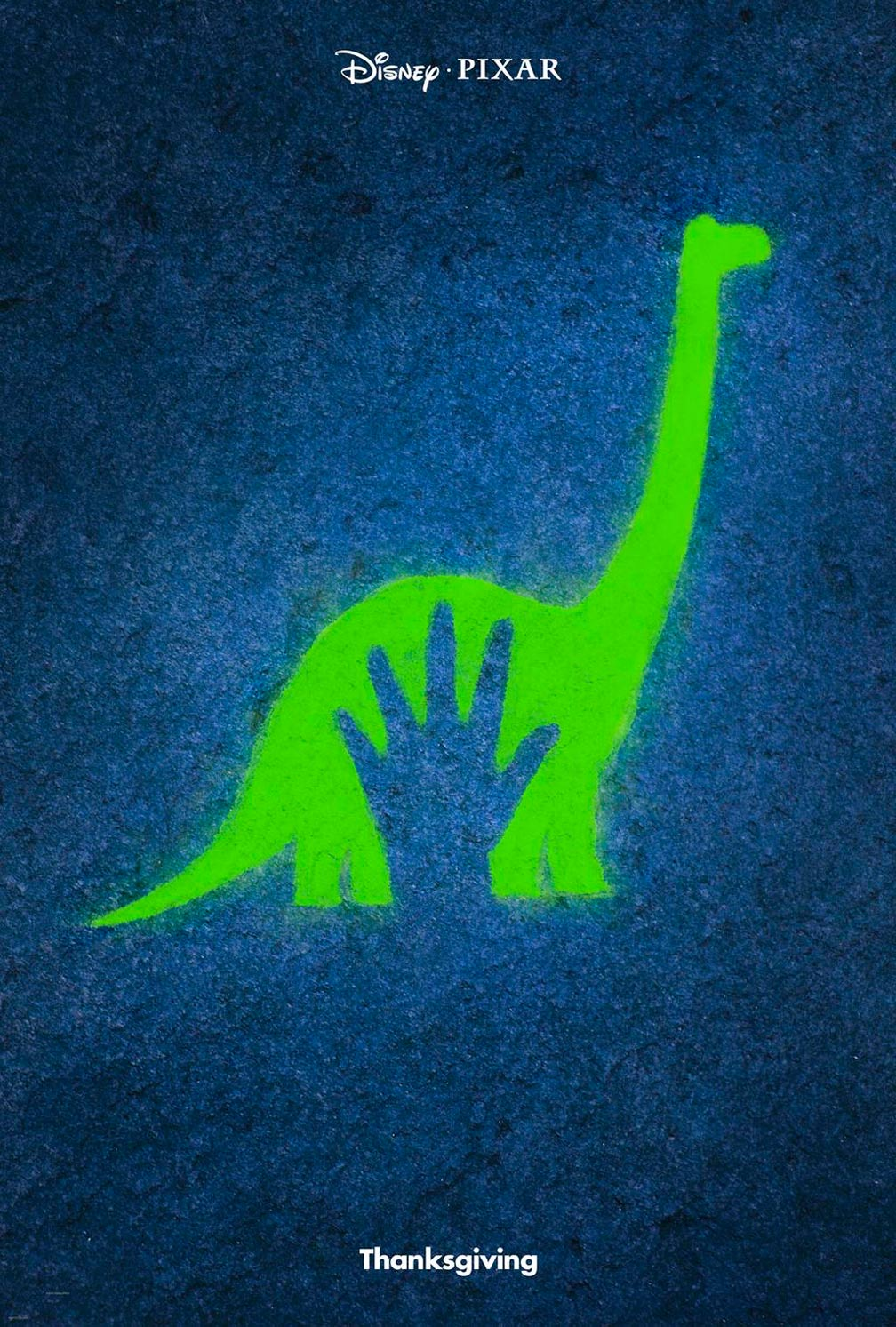 The Good Dinosaur Poster #1