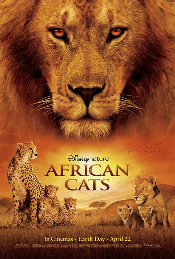African Cats Poster #1