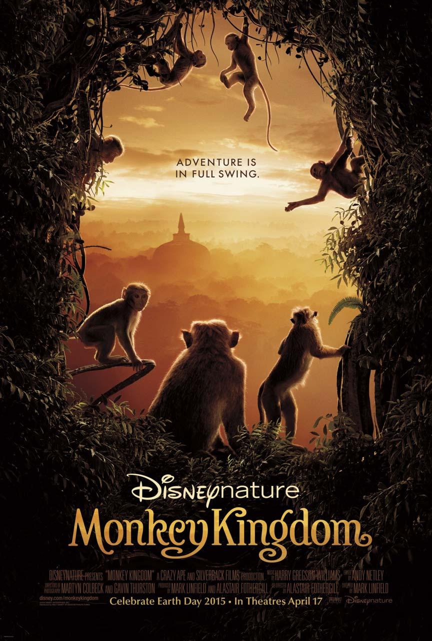 Monkey Kingdom Poster #1
