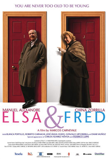 Elsa and Fred Poster #1
