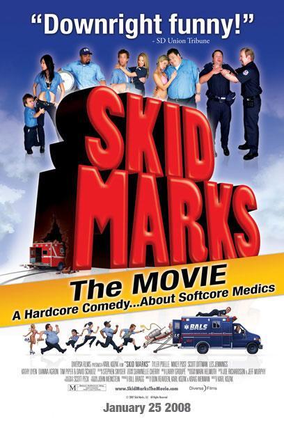 Skid Marks Poster #1