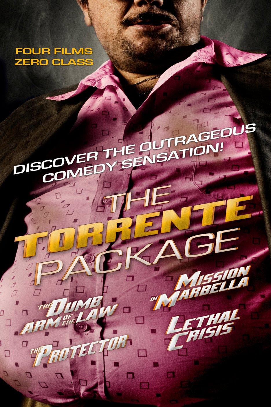 The Torrente Package Poster #1