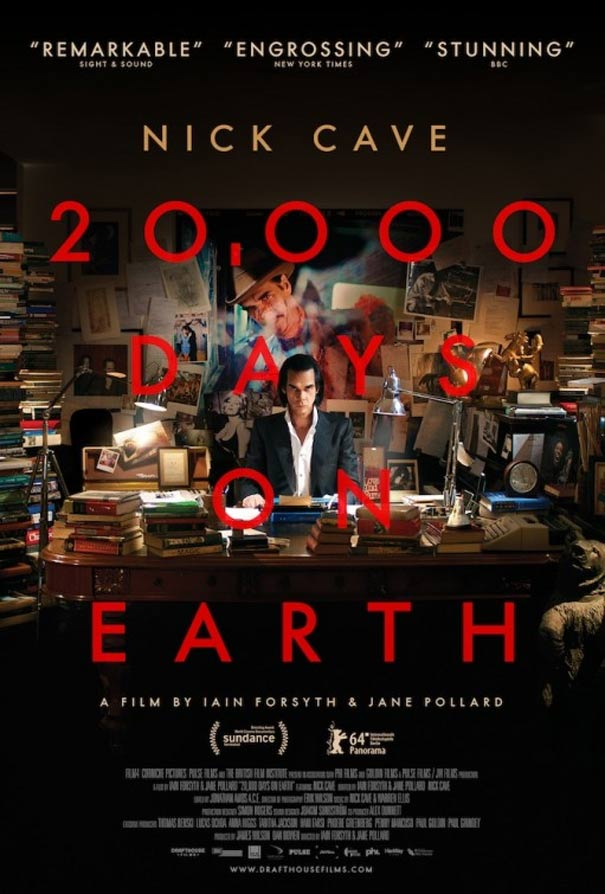 20,000 Days on Earth Poster #1