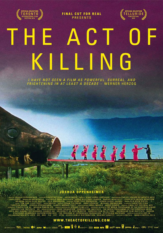 The Act of Killing Poster #1
