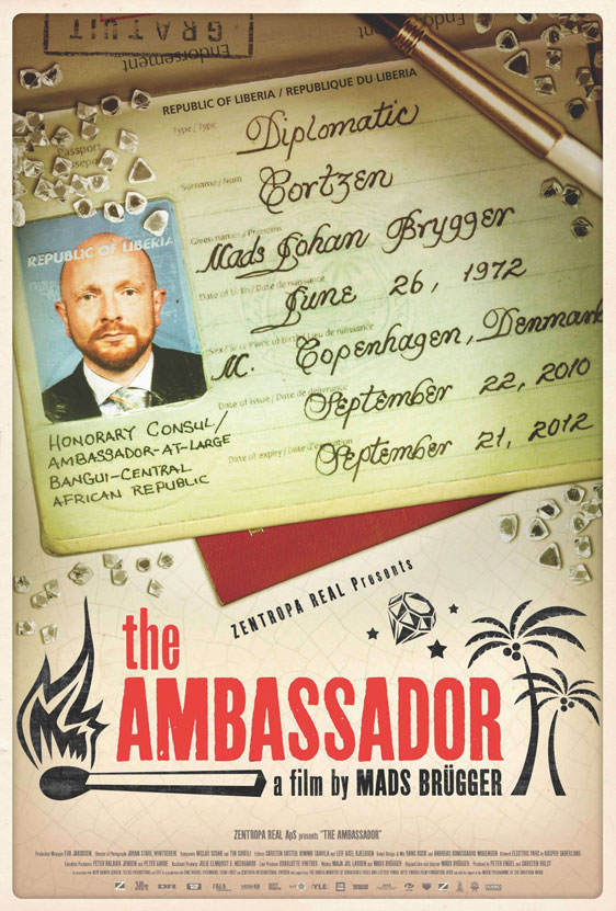 The Ambassador Poster #2