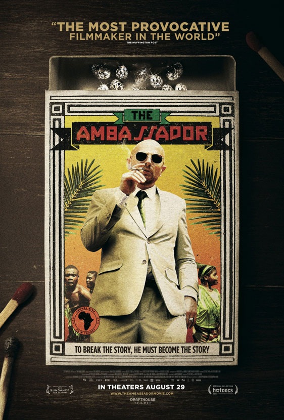 The Ambassador Poster #1