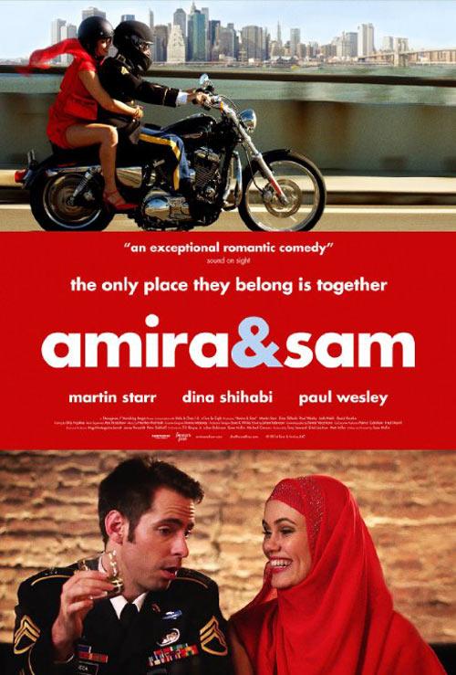 Amira & Sam Poster #1