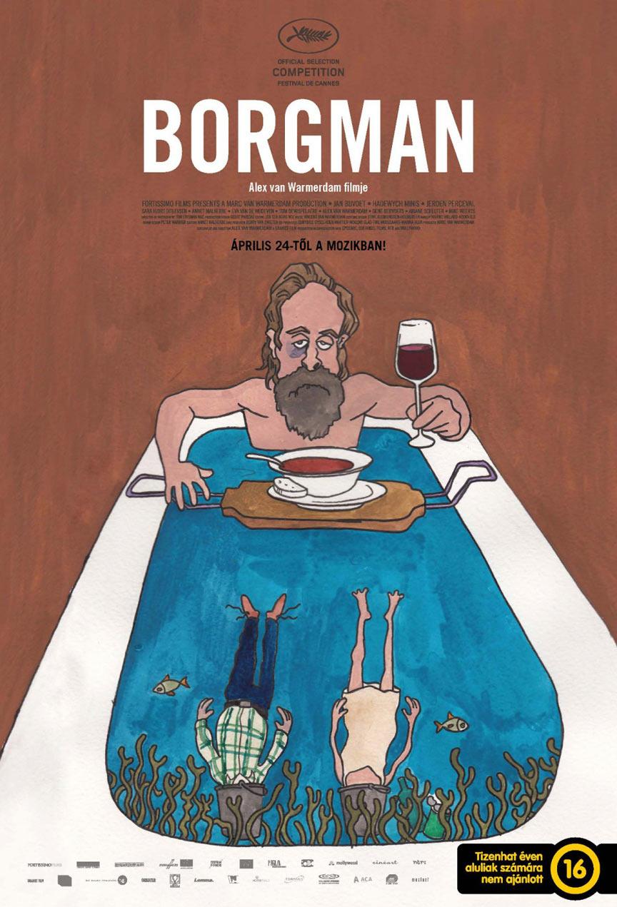 Borgman Poster #3