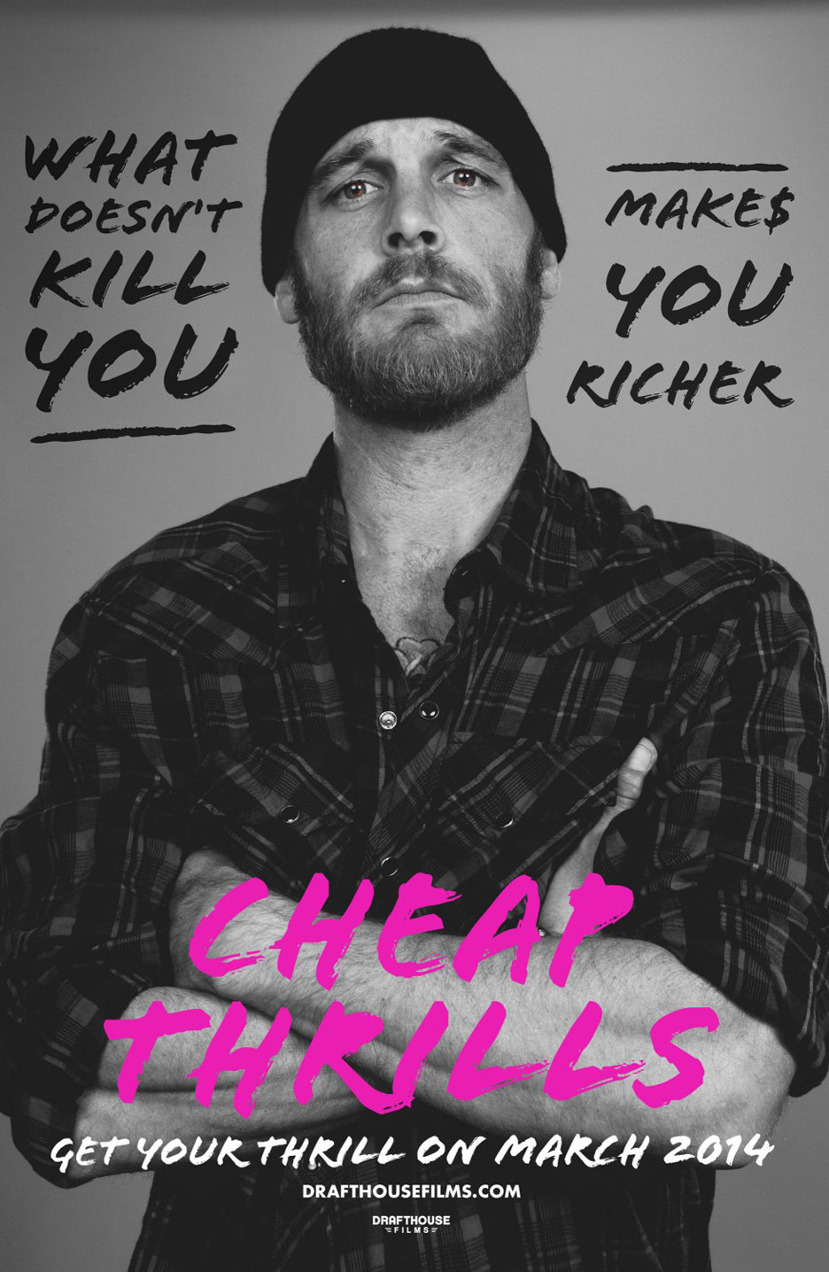Cheap Thrills Poster #5