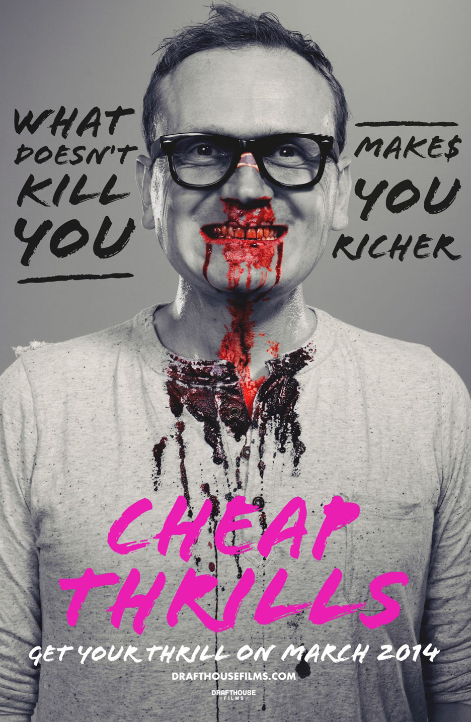 Cheap Thrills Poster #6