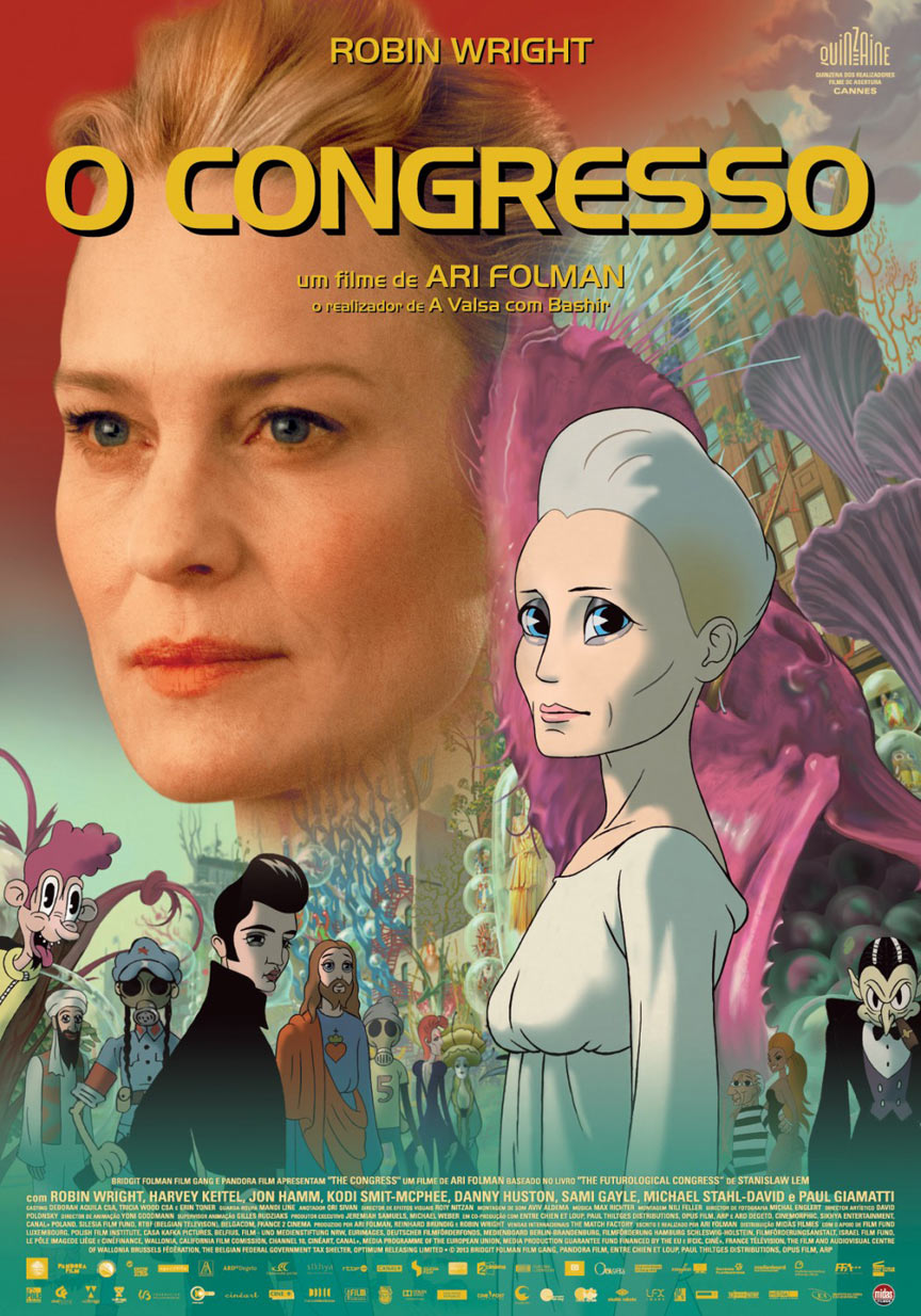The Congress Poster #3