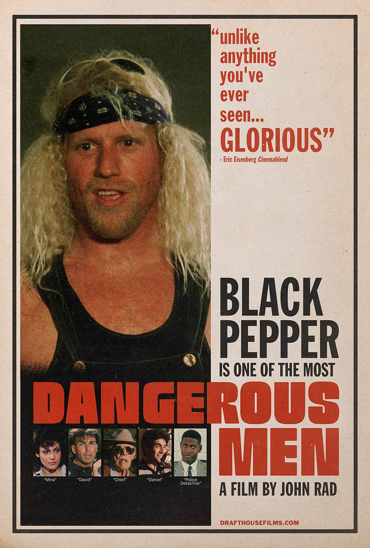 Dangerous Men Poster #2