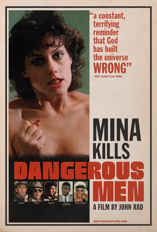 Dangerous Men Poster #6