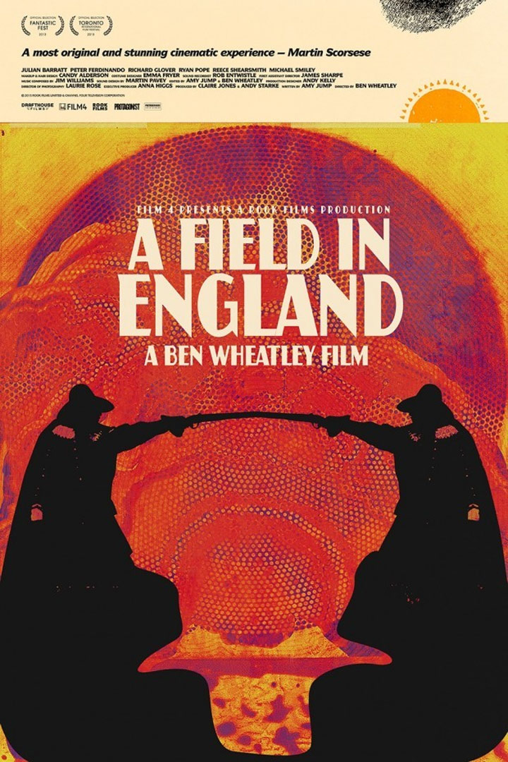 A Field in England Poster #1