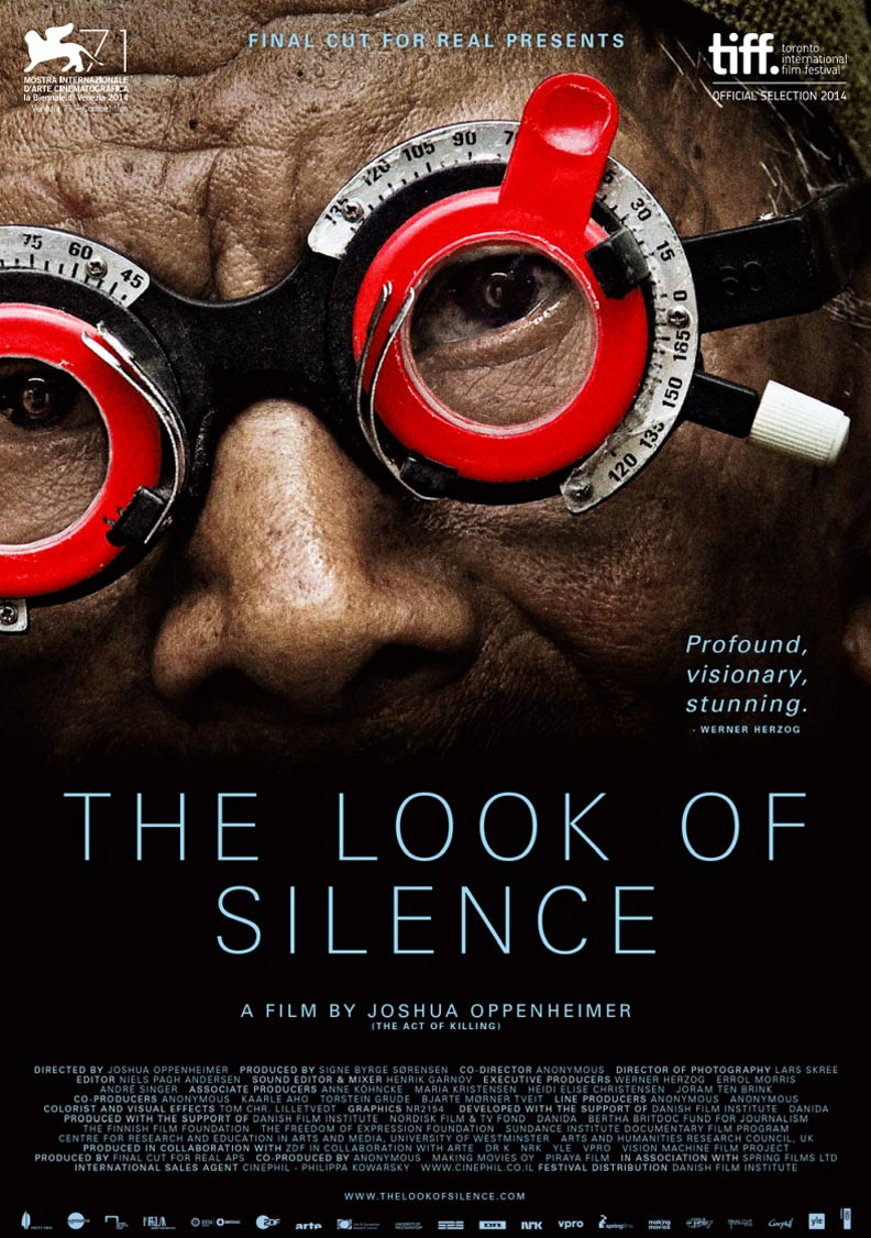 The Look of Silence Poster #1