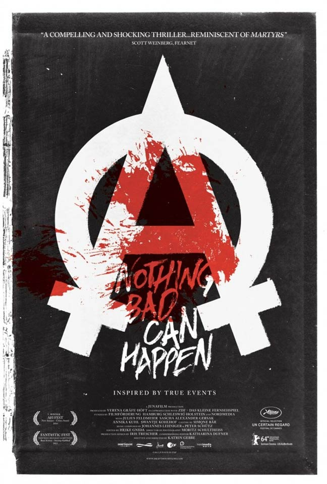 Nothing Bad Can Happen Poster #1