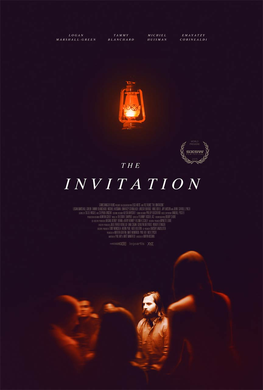 The Invitation Poster #1