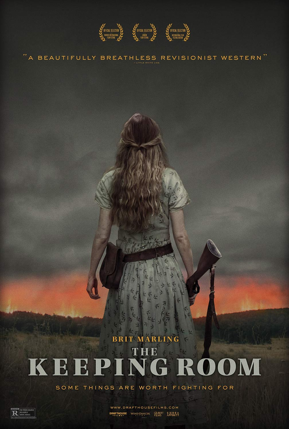 The Keeping Room Poster #1