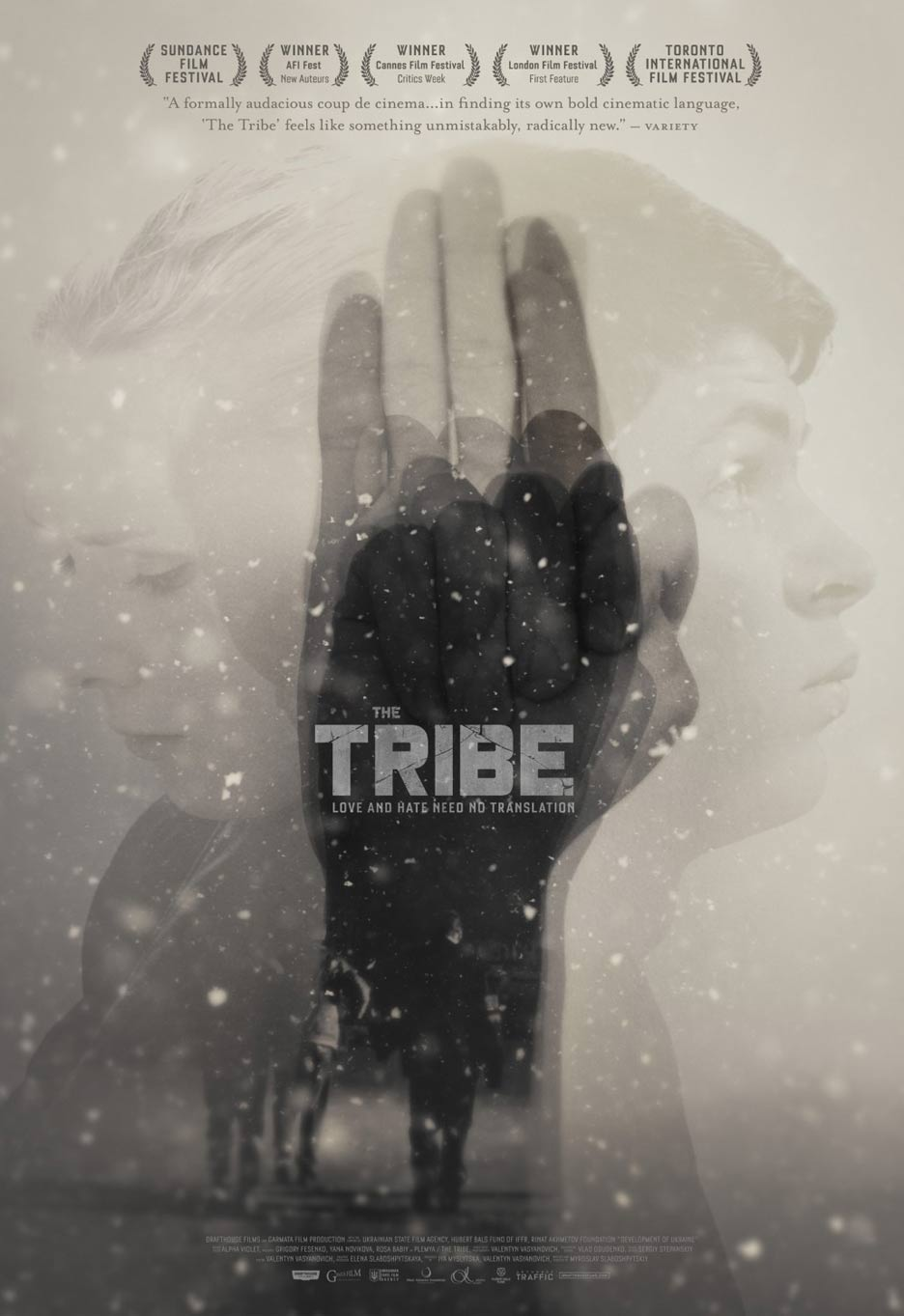 The Tribe Poster #1