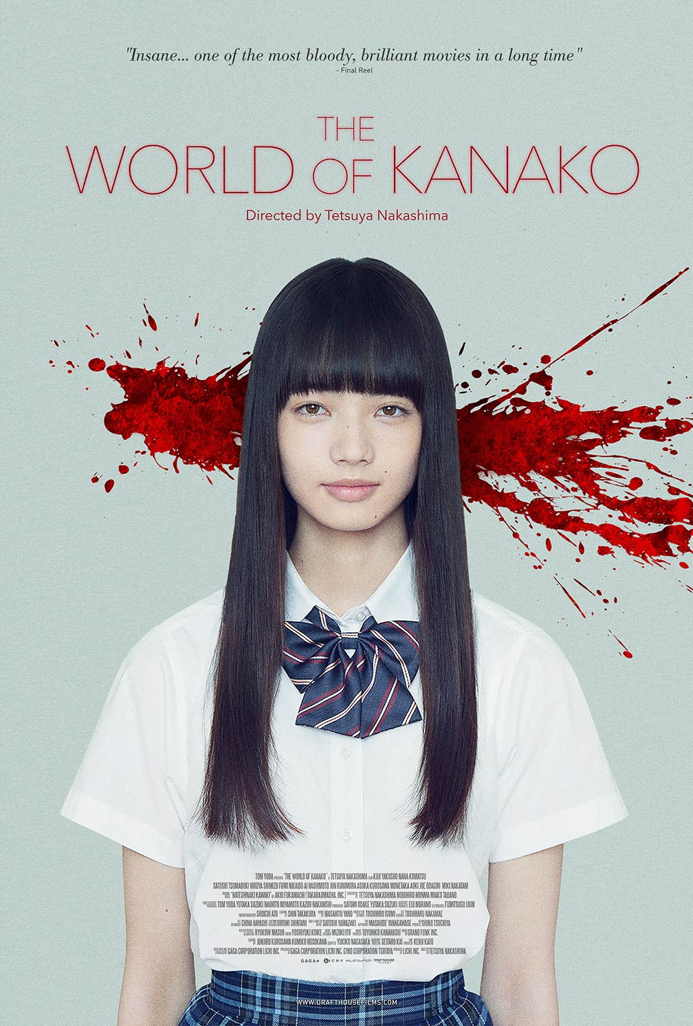The World of Kanako Poster #1