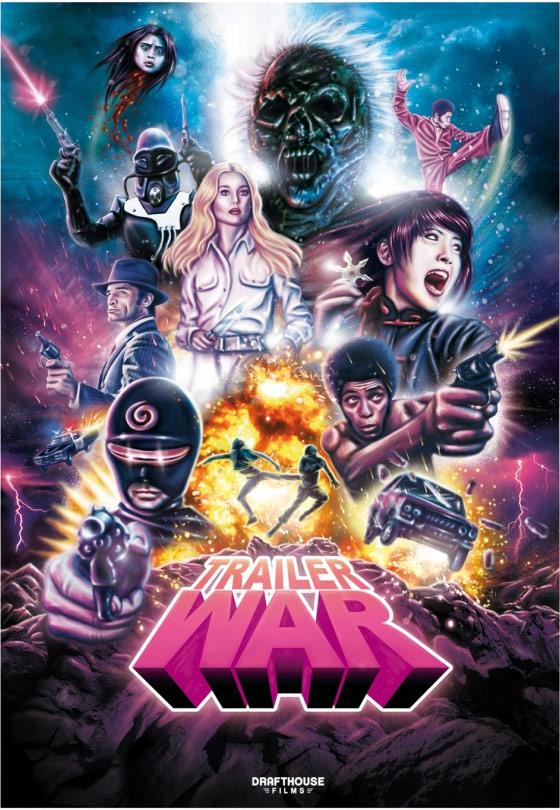 Trailer War Poster #1