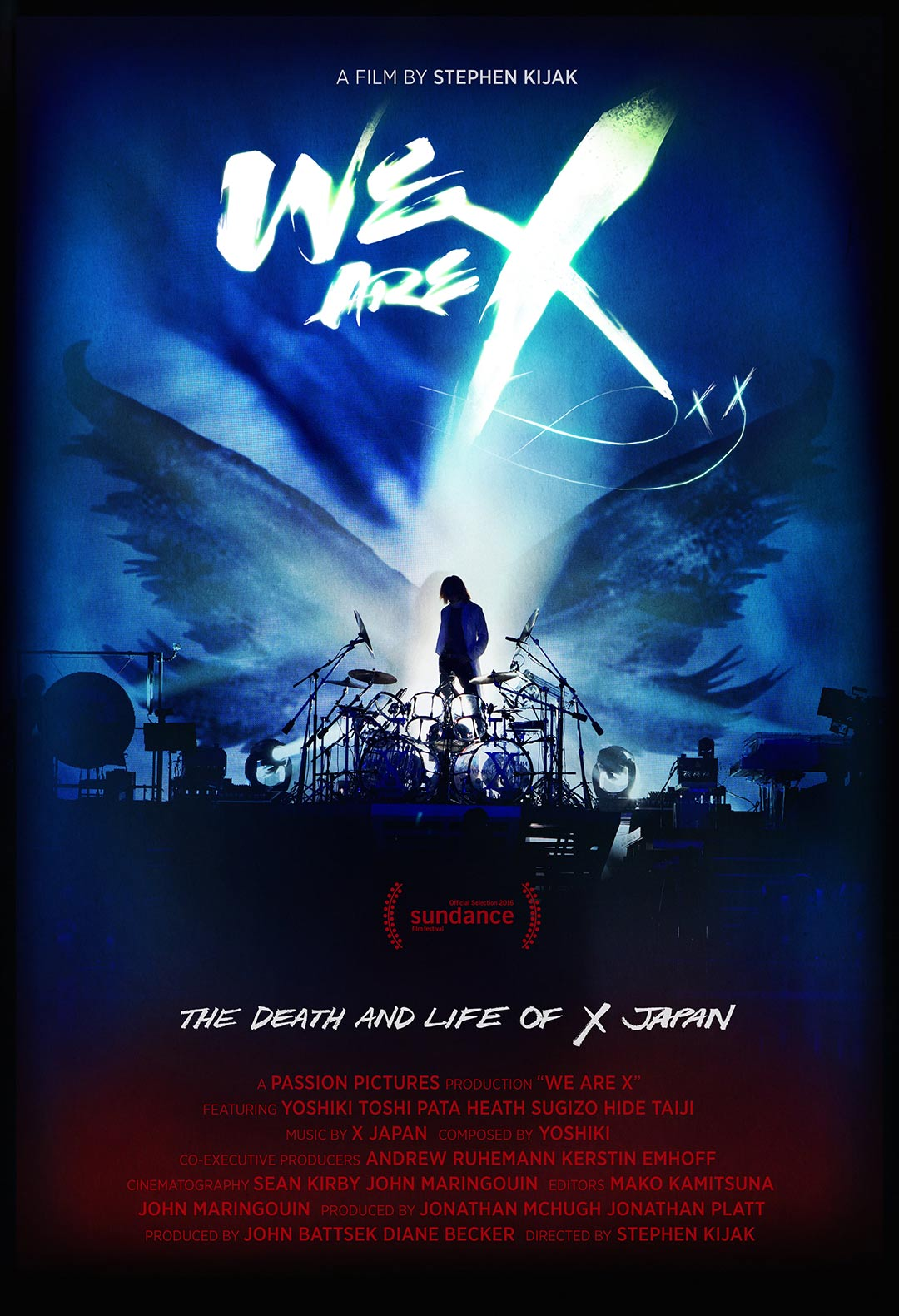 We Are X Poster #1