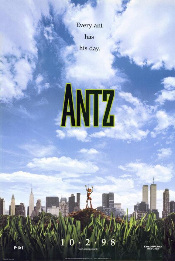 Antz Poster #1