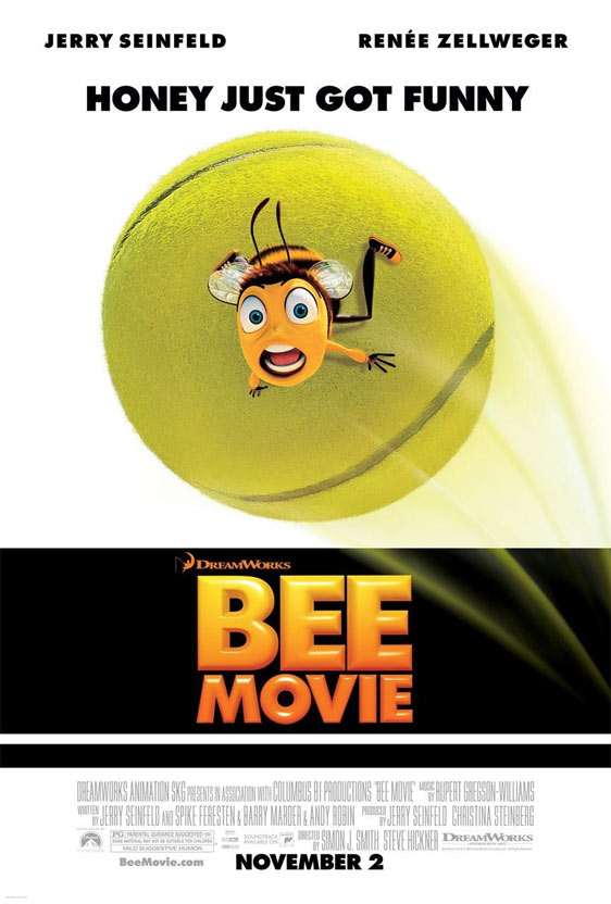 Bee Movie Poster #2