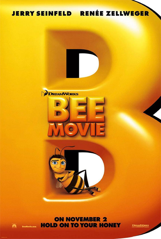 Bee Movie Poster #3